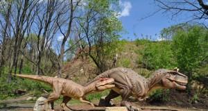 Arriva in Abruzzo World of dinosaurs, la più grande mostra di dinosauri d'Europa