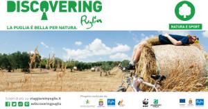 Discovering Puglia Natura e Sport: al via il progetto di valorizzazione e fruizione turistica delle aree protette