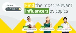 La startup Buzzoole lancia Finder, il software di influence marketing che individua le figure più autorevoli del web