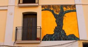 Murales a Diamante, del calabrese Gianni Termine