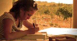 Il giorno prima degli esami, scatto segnalato dalla lettrice pugliese Miriam Cassano