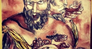 Dal Salento l'arte enoica di Arianna Greco conquista appassionati e intenditori del calice e del pennello. Vino e birra i suoi colori