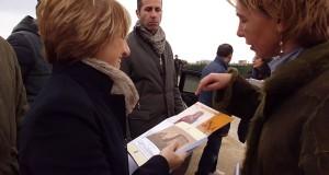 Il ministro Lanzetta fa visita a Capo Colonna: «una soluzione cementificatoria che ha tutti i crismi della inadeguatezza»