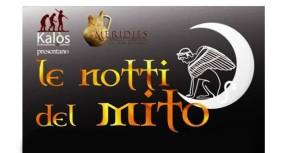 """A Caprarica di Lecce va in scena l'antichità ne """"Le Notti del Mito"""""""