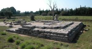 Il Parco archeologico di Locri Epizefiri si anima di luci e voci per la presentazione di un libro sul santuario dedicato a Demetra