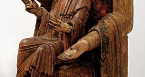 Fra Medioevo e Rinascimento risplendono le Madonne lignee d'Abruzzo, in mostra all'Abbazia di Ocre