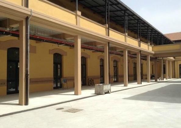 Sardegna - Scorcio della Manifattura dei Tabacchi di Cagliari