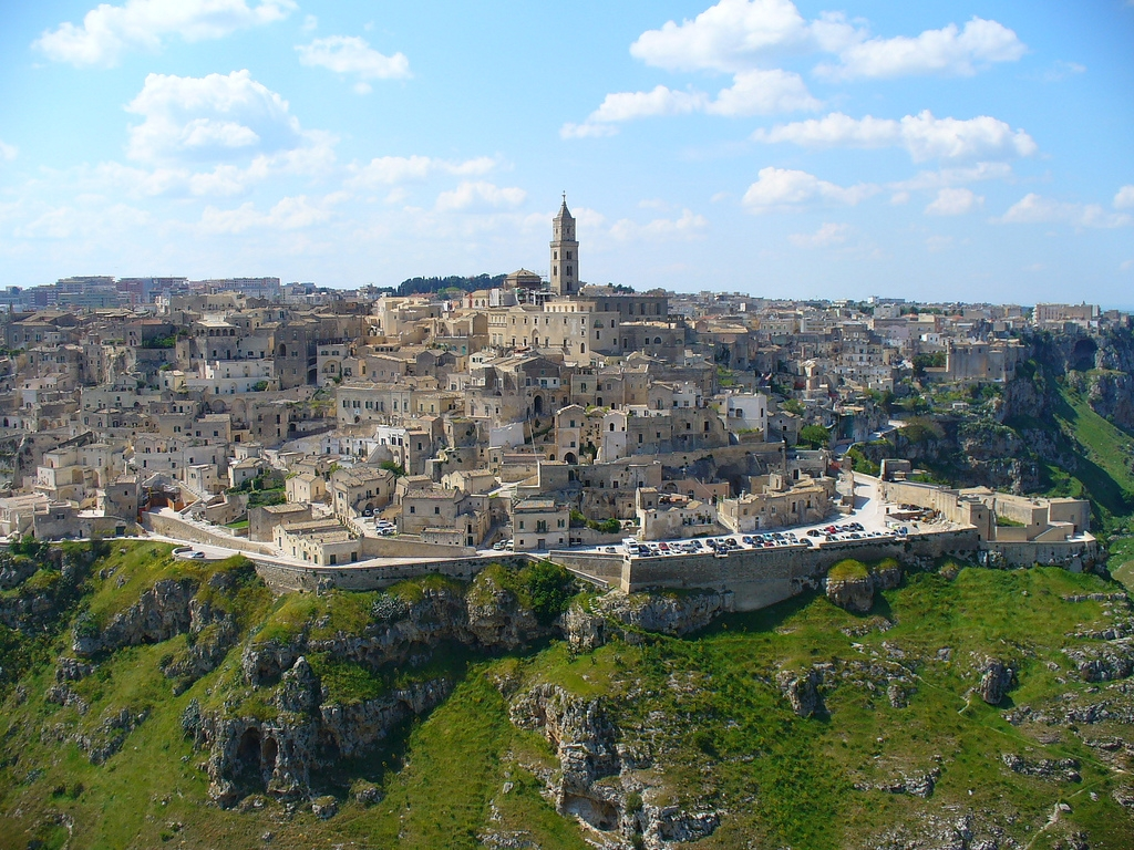 Basilicata - Veduta di matera - Ph. loloieg | CCBY-ND2.0