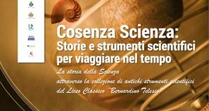 Cosenza Scienza. Storie e strumenti scientifici per viaggiare nel tempo