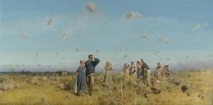 Grande mostra a Palermo dedicata ai capolavori dei pittori siciliani dell'Ottocento
