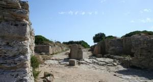 Sotto un vigneto dell'isola di Mozia ritrovato un antico quartiere fenicio-punico