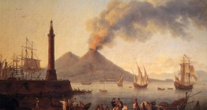 Naples through the centuries. Artistic iconography of a city-myth