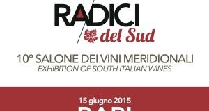 Radici del Sud: appuntamento a Bari con il mondo del vino da vitigno autoctono