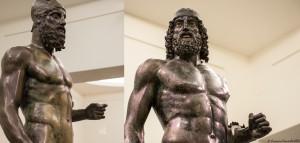 Conferenza sui Bronzi di Riace a Ferrara. La Soprintendente Simonetta Bonomi: «fra le statue greche in bronzo, sono le più belle»