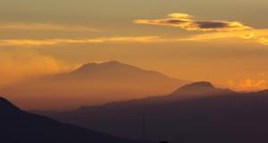 Etna, la montagna di fuoco, nello scatto del calabrese Francesco Cucinotta
