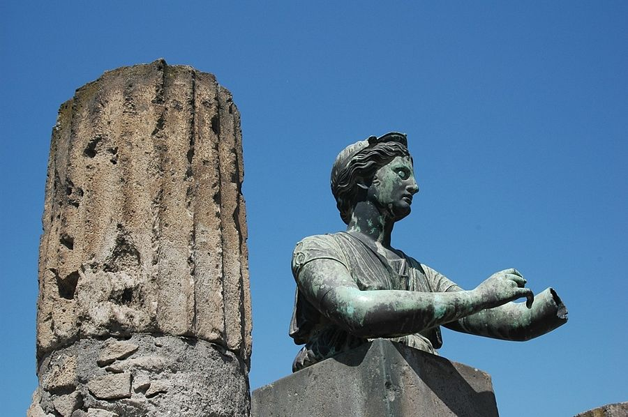 Campania - Pompei - Ph. InteractMS | Public domain