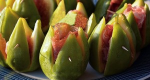 Figs with ham: a creative recipe from Southern Italy
