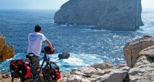 Rumundu. Parti da Sorso il giro del mondo in bicicletta di Stefano Cucca