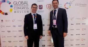 Anche Calabresi Creativi nella delegazione italiana al GEC di Mosca, meeting mondiale sulle startup ad alta tecnologia