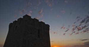 Prima alba d'autunno a San Vito di Polignano, negli scatti di Ferruccio Cornicello