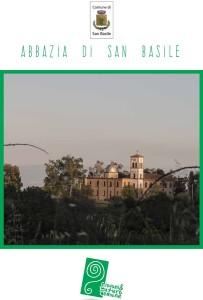 L'Abbazia di S. Basile (Cs)