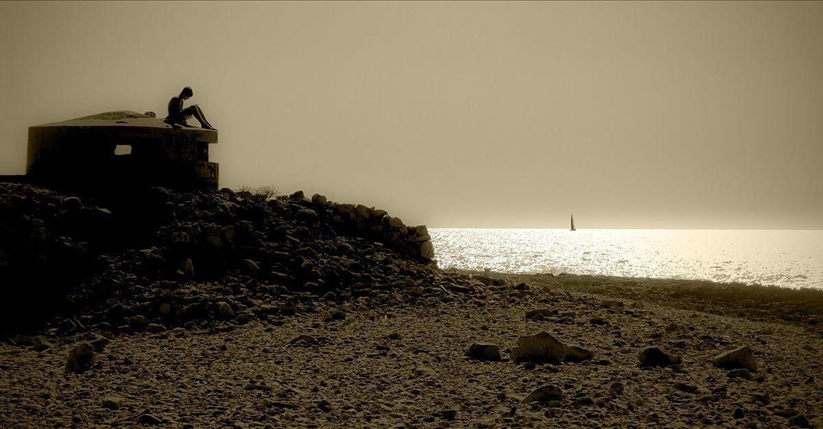 Sicilia - Sulla spiaggia di San Vito Lo Capo (Trapani) - Ph. Salvatore Ciambra | CCBY-SA2.0