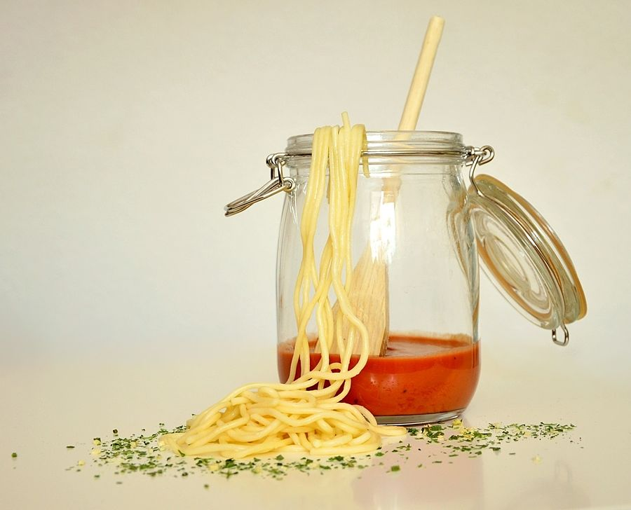 Spaghetti - Ph. Condesign | CC0 public domain