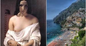 I magici aromi di Positano e la leggenda di Jiulebbina, la dolce strega siriana