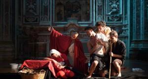 Al Museo Diocesano di Napoli 7 attori mettono in scena i capolavori di Caravaggio