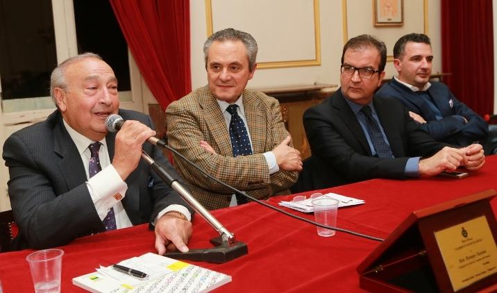 Renato Turano racconta la sua storia, Cosenza, Teatro Rendano