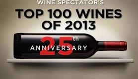 Tre vini del Sud fra i Top 100 selezionati dalla rivista americana Wine Spectator